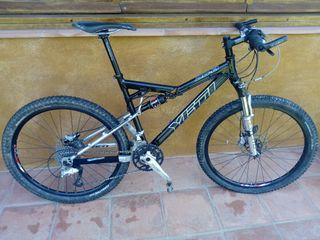 bicicleta YETI