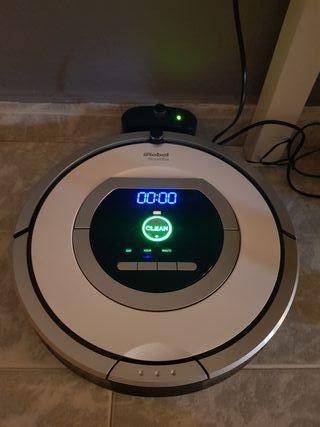 Aspirador robot roomba 765