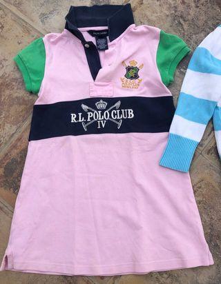 Vestido de niña Polo Ralph Lauren de segunda mano por 8 € en