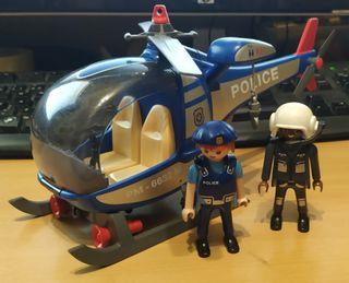Playmobil LPM Helicoptero Policia