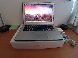 "Macbook Air 13,3"" 2017 en garantía"