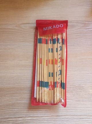 Juego de mesa MIKADO