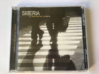 SIBERIA CD EL AÑO QUE NO TUVIMOS