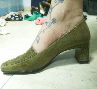 3c6031df Zapatos de segunda mano en L'Hospitalet de Llobregat en WALLAPOP