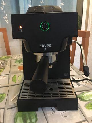 Cafetera krups espresso