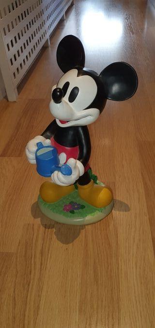 Mickey Mouse Jardinero de resina 40cms