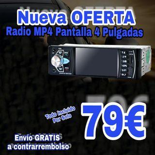 Nuevas Radio Universal Coche