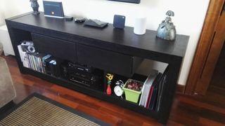 mueble TV madera maciza de La Oca