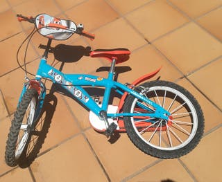 Bici 16 pulgadas AVIONES
