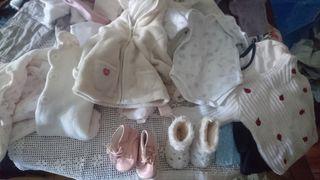 ropa de bebes para niñas.