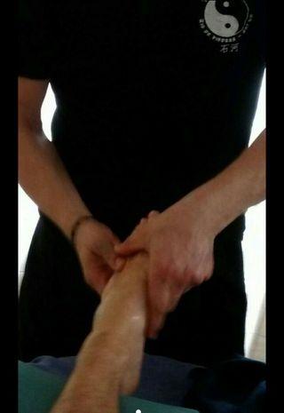 Quiromasajista-Masajista Deportivo
