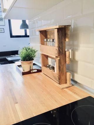 mueble especiero cocina madera palet nordico