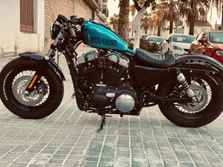 Harley sportster forty eight 48