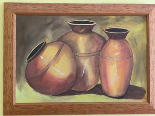 Cuadro lienzo al óleo