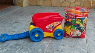 juguete de bloques