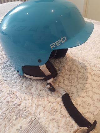 casco infantil esqui/ snownoard
