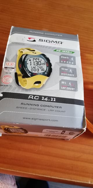 pulsometro sigma RC 14.11