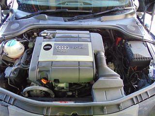 MOTOR COMPLETO AUDI TT MK2