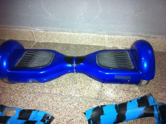 Patinete Eléctrico Hoverboard Bluetooth