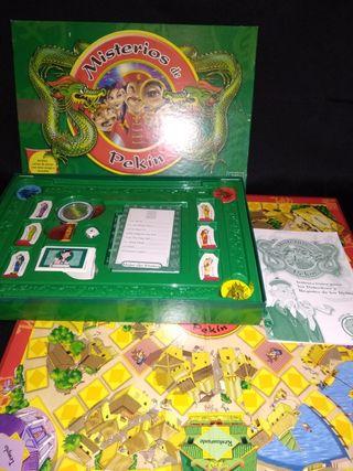 juego misterios de pekin