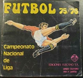 album campeonato liga 75 76