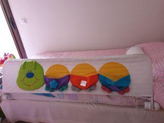 Barandilla para cama