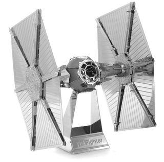 NUEVO - Maqueta 3D metalica de Star Wars