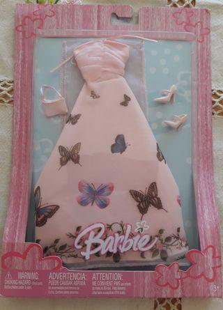 vestido de Barbie Original