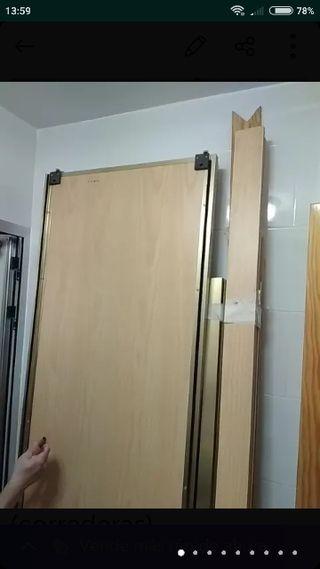 puertas de armario