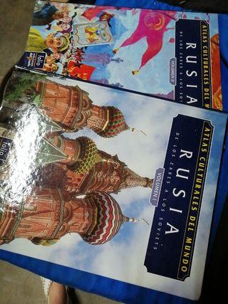 Atlas culturales de Rusia