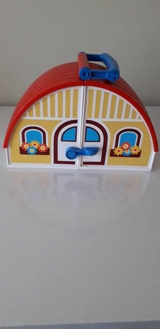 Playmobil 123 Granja maletin