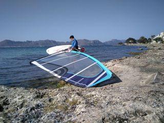 Vela windsurf Neil Pryde Expression 6.5