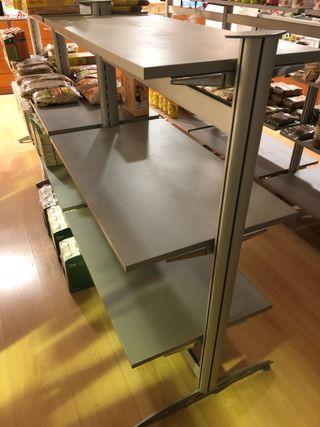Liquidación mobiliario tienda
