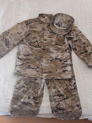 uniforme árido