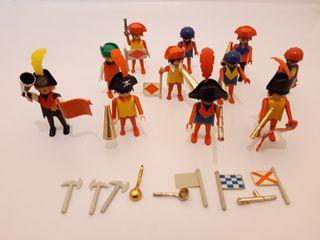 lote piratas antiguos playmobil