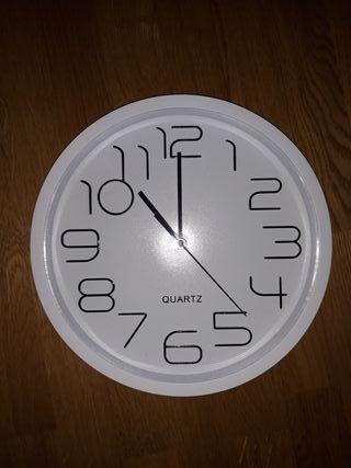 Reloj de pared para cocina o comedor