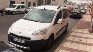 Peugeot Partner 2013