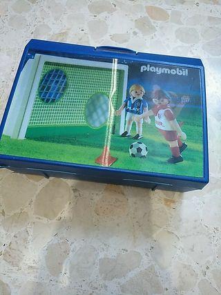 Playmobil maletin