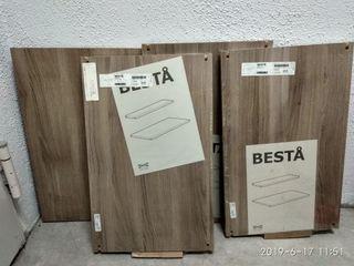 ESTANTERÍAS GAMA BESTA (IKEA)