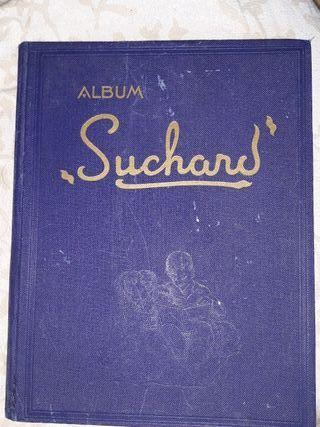 """ALBUM CON 75 CROMOS DE 1.932 """" SUCHARD"""""""