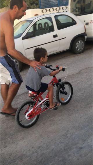 Bici niño - Bici Kids- Bici Infantil