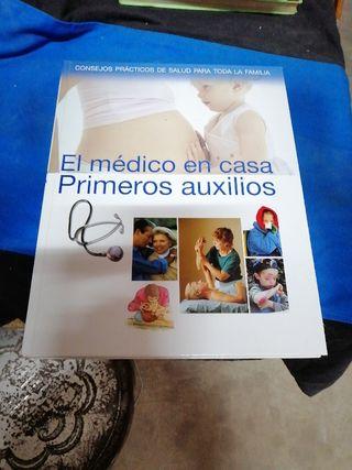 Libro primeros auxilios