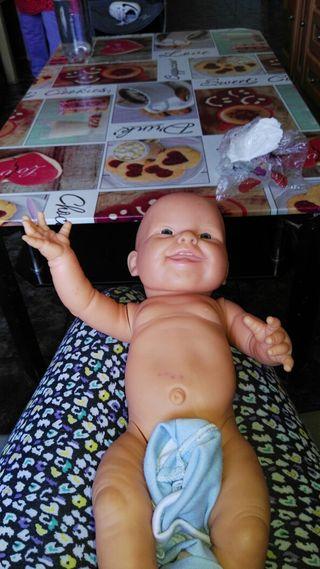 muñeco imitación reborn