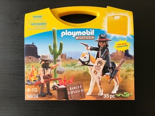 Playmobil Maletín del oeste 5608