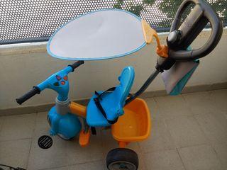 Triciclo Feber Baby plus