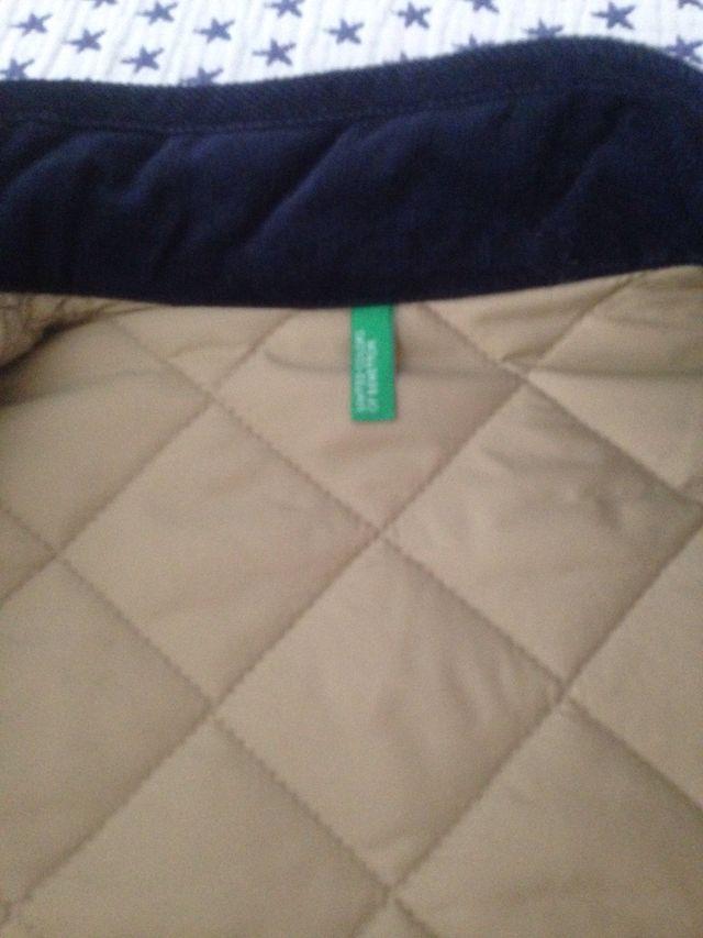 Cazadora Benetton