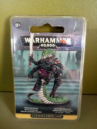 Warhammer 40000 dark eldar sslyth
