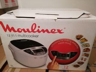 Moulinex multicooker 12 en 1