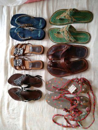 lote sandalia
