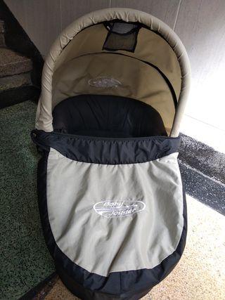 capazo carro Baby Jogger / city mini